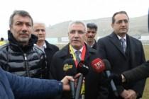 Başkan Güder'den Yeni Malatyaspor'a Destek Ziyareti