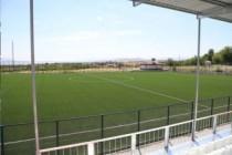 Eskimalatya'da ki futbol sahası yenilendi