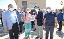 Büyükelçi Miyajima Arslantepe'yi Gezdi