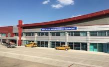Aralık Ayında Malatya Havalimanı'nda 58.157yolcuya Hizmet Verildi…