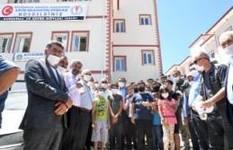 Başkan Gürkan, Söğüt Ve Kurşunlu'yu Ziyaret...