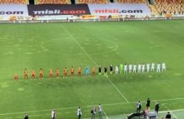 Yeni Malatyaspor-Beşiktaş maç sonucu: 0-1