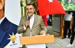 AK Parti Kuluncak İlçe Kongresi Yapıldı