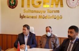 Fendoğlu ve Samanlı TİGEM Sultan Suyu Harasını...