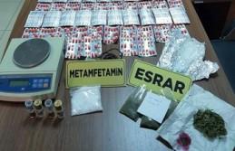 Malatya'da Torbacı Operasyonu... 12 gözaltı