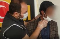 Sürücü Kursu Sınavında Kamera ve Kulaklık Düzeneği