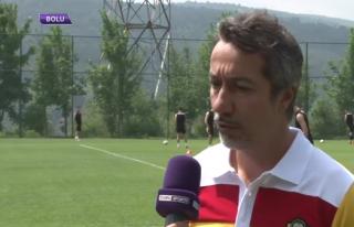 Ali Ravcı:'Avrupa Kupalarında Gruplara Kalmak İstiyoruz'