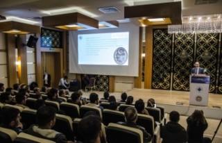 Anadolu'da İlk Açık Ders Malatya'da Yapıldı