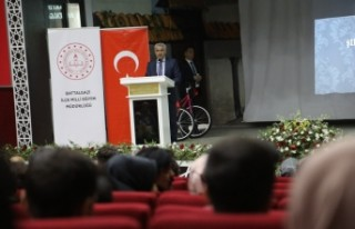 """Başkan Güder:""""Öğretmenlerimiz Medeniyetimizin..."""