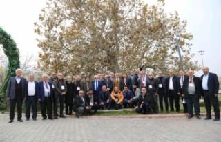 Battalgazi Belediyesi Küresel Gazeteciler Konseyini...