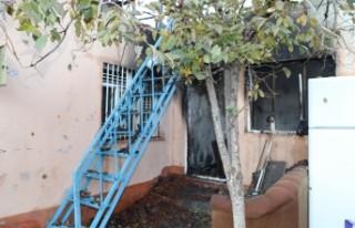 Eskimalatya'da Feci Yangın... 1 Kişi hayatını...