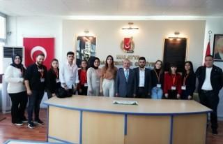 Genç Bağış Elçileri'den Malatya Gazeteciler...