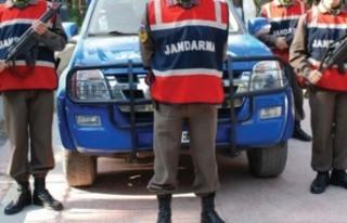 Malatya'da 17 kaçak yabancı uyruklu şahıs...