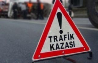 Malatya'da Trafik Kazası... 3 yaralı