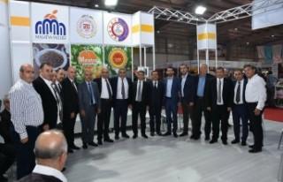 Sadıkoğlu, 2019 Gıda ve Yöresel Lezzetler Fuarı'nı...