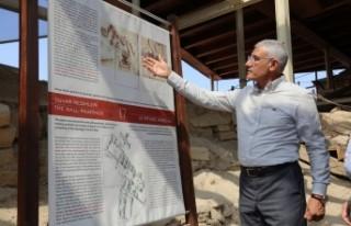 """Turizmin Kalbi Türsab İle Arslantepe'de..."