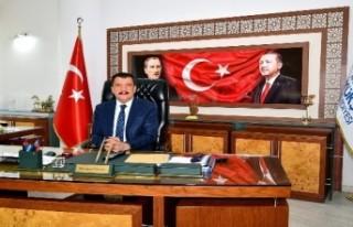 Başkan Gürkan'ın 3 Aralık Dünya Engelliler...