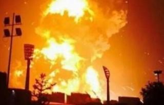 Hekimhan'da Maden Ocağında Patlama! 2 yaralı