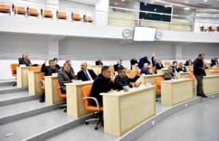 Büyükşehir Belediye Meclisi, Aralık ayı ilk toplantısı...
