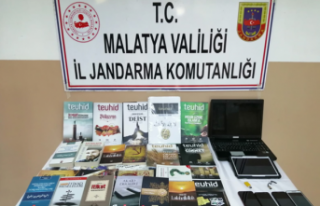 Malatya'da DEAŞ Operasyonu... 4 gözaltı