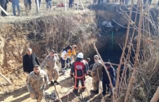 Malatya'da Su Kuyusuna Düşen Çocuk Hayatını...