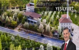 'Mutlu İnsanların Şehri; Yeşilyurt' 2019 Yılında...
