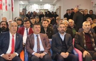 Veli Ağbaba Yine AK Partiye Salladı