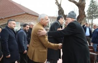 Başkan Güder, Poyraz Konağı'nda Muhtarlarların...