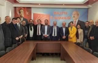 CHP'de Malatya İl Kongresi 8 Şubat'ta