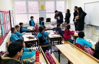 CMC'den Malatya'daki 10 İlköğretim Okuluna...