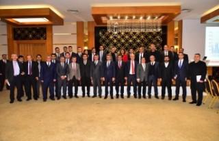 Gençlik ve Spor İl Müdürlüğü Yatırım Toplantısı...