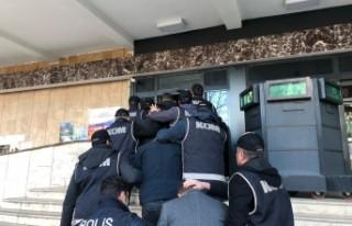 Malatya'da 24 Adrese Eş Zamanlı Operasyon