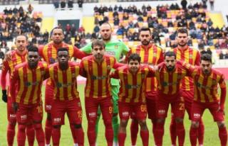 Y. Malatyaspor Kupaya Veda Etti! 2-1