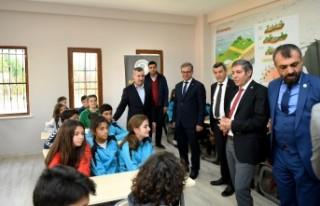 Yeşilyurt'un Deprem Eğitim Simülasyon Merkezi...