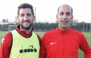 Yunus Emre: 'Yeşilyurt Belediyespor'u hak...