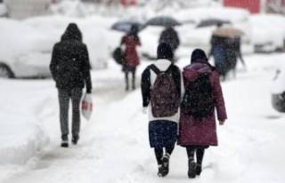 17 Şubat Malatya'da okullar tatil mi? hangi ilçelerde...