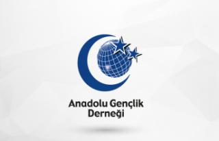 Anadolu Gençlik Derneğinden İdlib Açıklaması