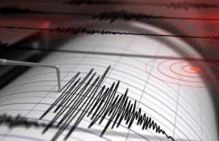 Artçı Deprem Malatya'da Hissedildi