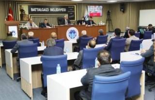 Başkan Güder Açıkladı,'Toki Battalgazi'de...