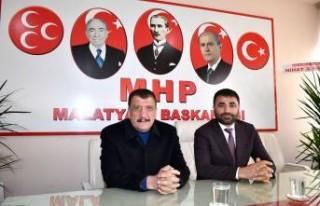 Başkan Gürkan'dan MHP'ye İadeyi Ziyaret