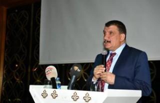 Başkan Gürkan: 'Şire Ve Buğday Pazarları...