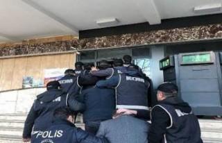 Fetöcu 13 Şüpheli Gözaltına Alındı