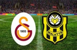 Galatasaray-Yeni Malatyaspor maçı saat kaçta hangi...