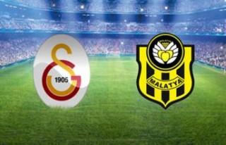 Maç Sonucu:Galatasaray-Y.Malartaspor 1-0