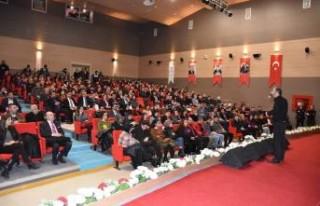 """MTÜ'de """"Gençlik, Şuur, Özgüven ve İletişim""""..."""