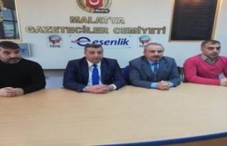 Ticaret Borsası Başkanı Ramazan Özcan MGC'ni...