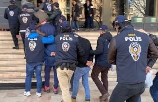 Yasa Dışı Bahise 4 Tutuklama