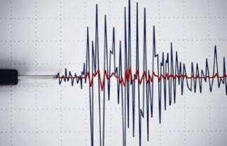 Malatya'da 4,0 büyüklüğünde deprem meydana...