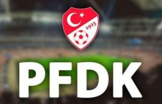 PFDK Y.Malatyaspor Ceza Yağdırdı