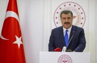 Sağlık Bakanı Duyurdu: 22 Mart Yeni Vaka Sayısı...